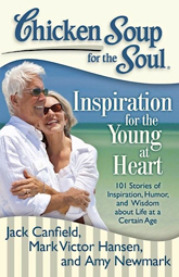 """Fourth Place,"" Chicken Soup for the Soul: Inspiration for the Young at Heart"