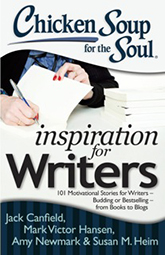 """Accountability Partner,"" Chicken Soup for the Soul: Inspiration for Writers"