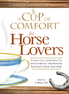 """Mirror, Mirror, On the Stall,"" A Cup of Comfort for Horse-Lovers"