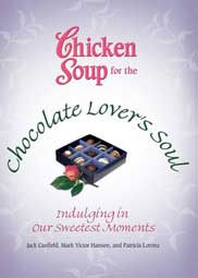 """Sharing Chocolate,"" Chicken Soup for the Chocolate Lover's Soul"