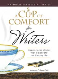 """A New Point of View,"" A Cup of Comfort for Writers"